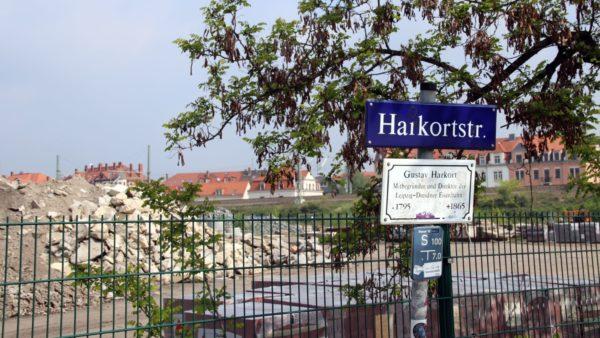 Bis zu zwei Jahren kann die Prüfung zum Verkauf des Bahngeländes an der Harkortstraße dauern