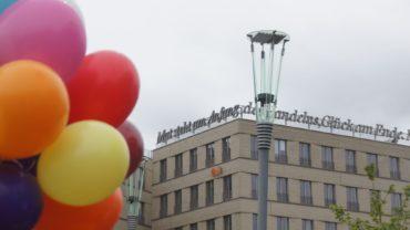 """""""Gemeinsam für Vielfalt"""" war das Motto des Aktionstages am 4. Mai"""