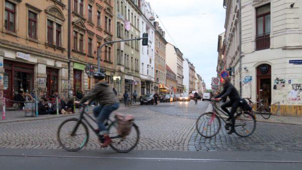 Am Sonntag ist auf dem Teil der Louisenstraße eine Kundgebung geplant.