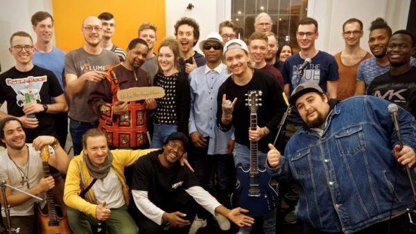 Musiker*innen von #bettertogether