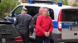 Der mutmaßliche Kindermörder Laurent F. wurde am Freitag dem Amtsrichter vorgeführt, seit dem befindet er sich in Untersuchnungshaft. Foto: Roland Halkasch