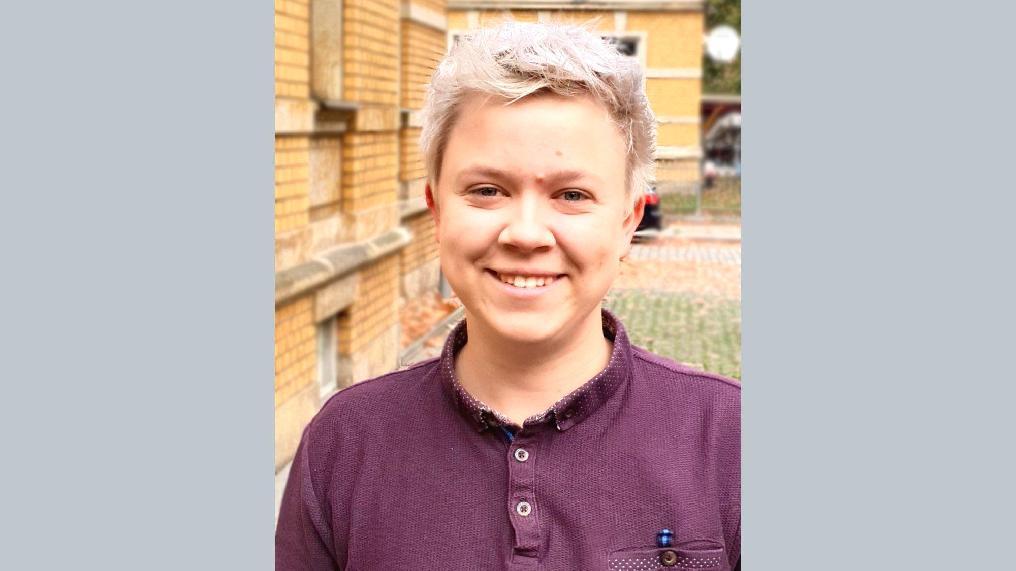 Caroline Lentz (24) - Studentin - Die Linke