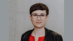 Tina Siebeneicher (36) - Politikwissenschaftlerin - Spitzenkandidatin für Bündnis 90/Die Grünen