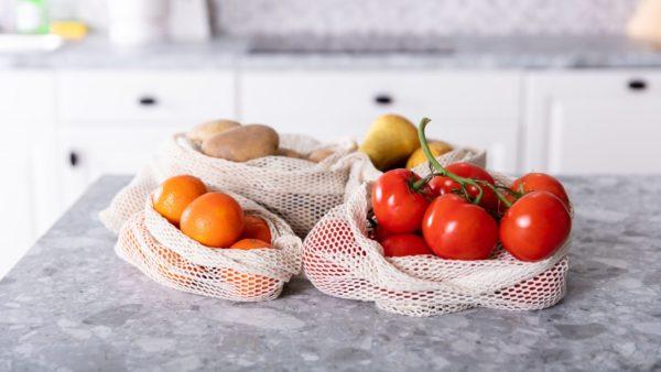 Obst- und Gemüsenetz - Foto: Andrey Popov, Fotolia.com
