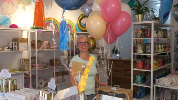 Storemanagerin Tina Lehnert
