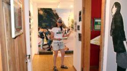Sehenswert: BRN-Museum mit Stadtteilarchivarin Anett Lentwoijt