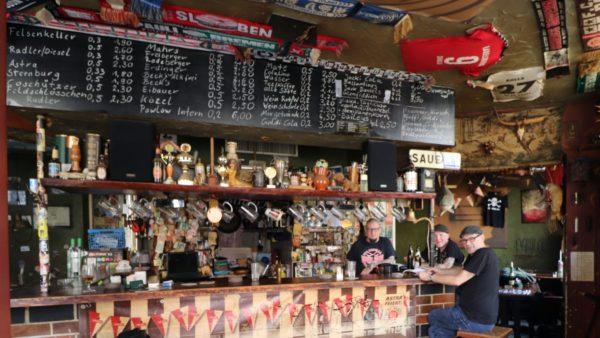 Bier in Hülle und Fülle