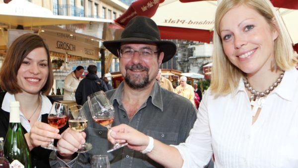 Pfälzer Weinsommer auf der Hauptstraße