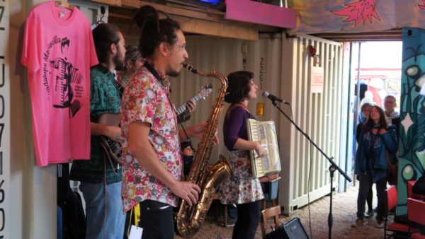 Festival-Band Guadalupe Mediavilla
