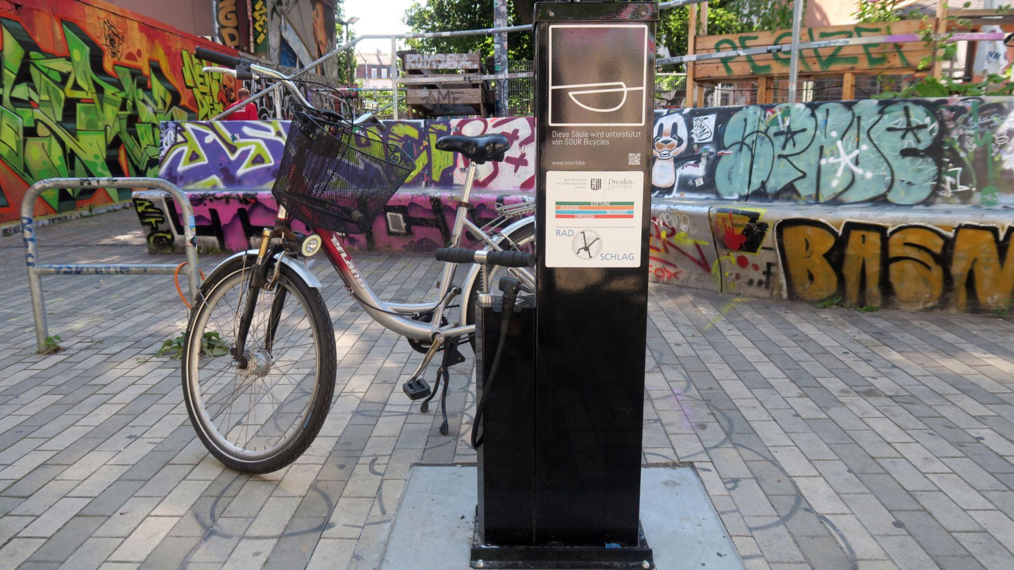 Neustädter Fahrradstation