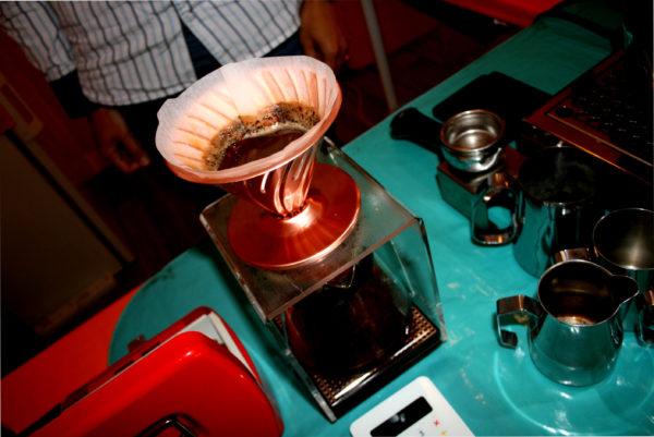 Kaffee aus einer anderen Perspektive