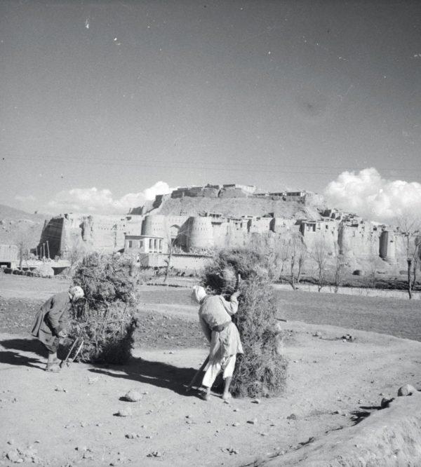 Bauern in Gazhna/Afghanistan im Jahre 1939 - Foto: Annemarie Schwarzenbach