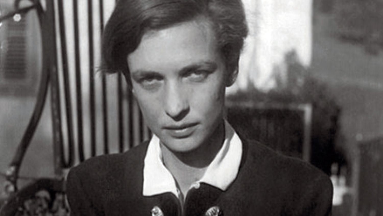 Portrait von Annemarie Schwarzenbach