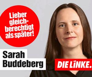 Sarah Buddeberg