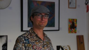 Jörg Stößer, Inhaber des Art-icals