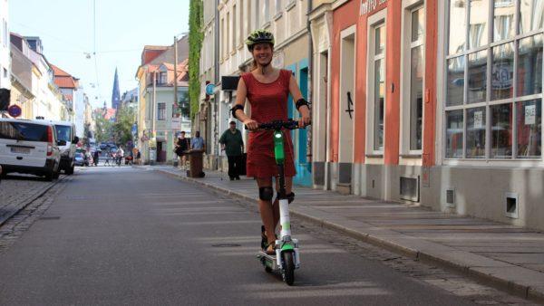 Ist der E-Scooter wirklich so grün?
