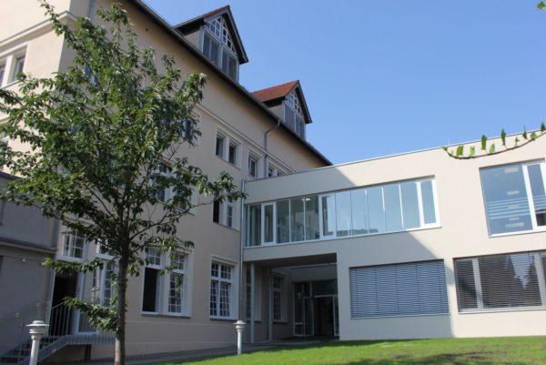 Der Neubau der Berufsfachschule - Foto: PR/Diakonissenanstalt