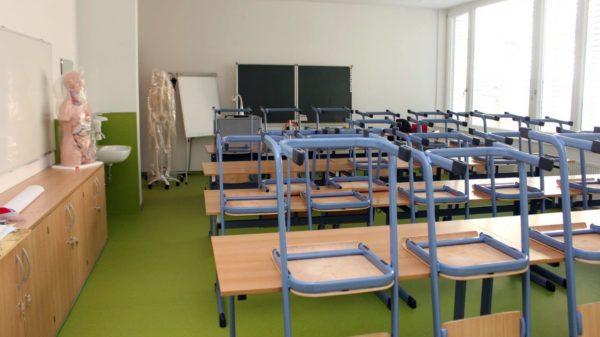 Einer der neuen Unterrichtsräume - Foto: PR/Diakonissenanstalt