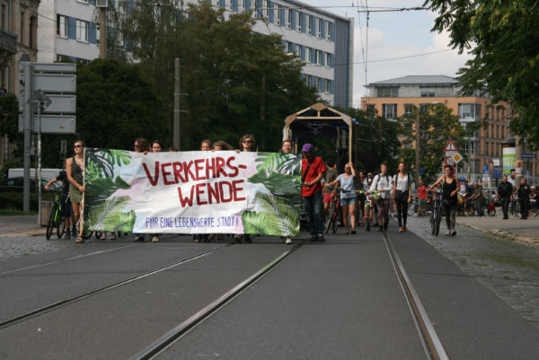 Wann kommt endlich die Wende für die Königsbrücker Straße?