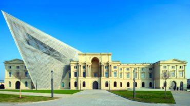 Militärhistorisches Museum der Bundeswehr am Olbrichtplatz