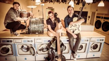 Dreharbeiten im Waschsalon - Big fat Shakin'