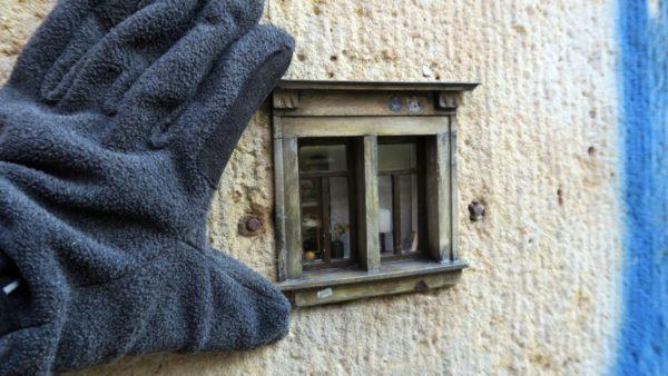 Ungefähr 15 Zentimeter ist das Miniaturfenster hoch.