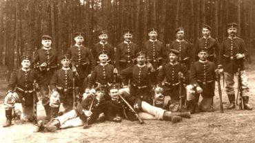 Soldaten im Ersten Weltkrieg