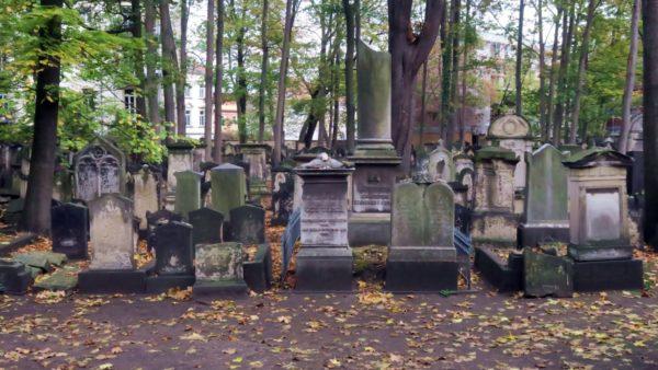 Alter Jüdischer Friedhof an der Pulsnitzer Straße