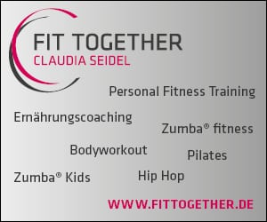 Fit together mit Claudia Seidel