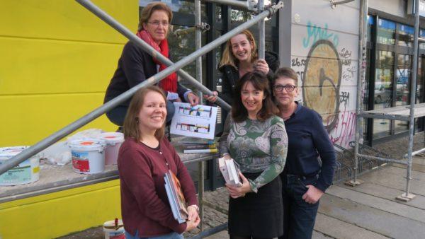 Das Neustadt-Bibo-Team. Foto: Archiv