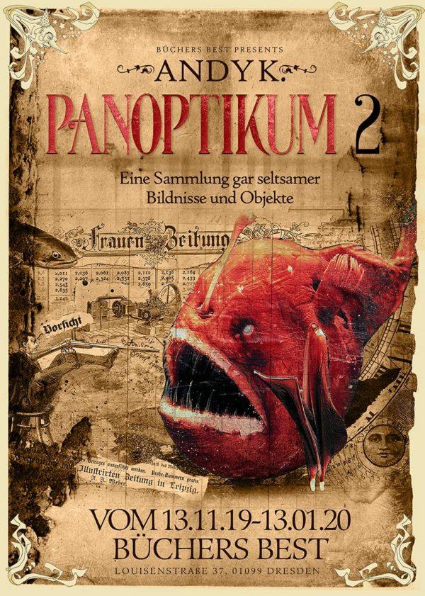 Panoptikum II von Andy K.