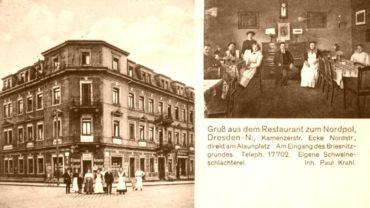 Eck-Kneipe am Alaunplatz