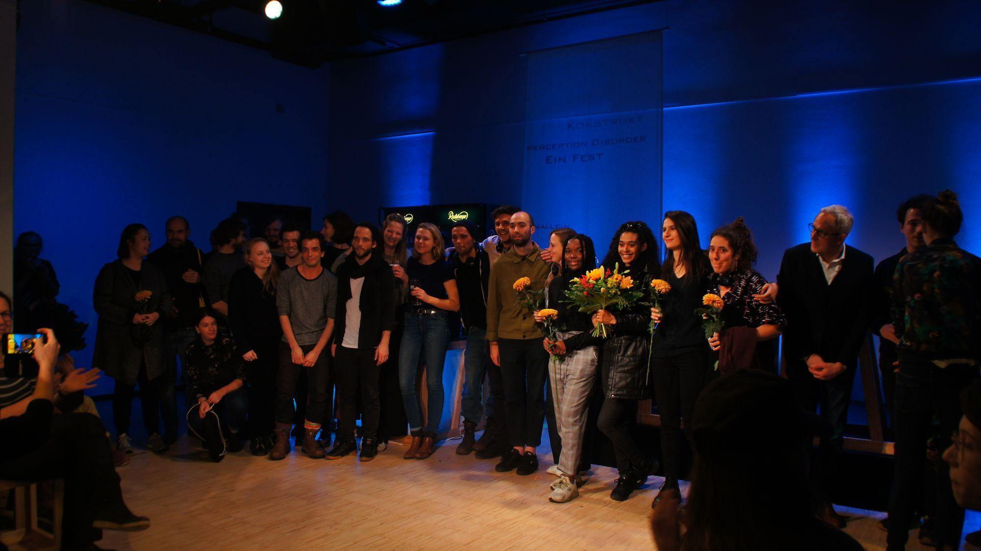 """Du Sale!"" gewann beim 19. Fast Forward festival den Jurypreis"