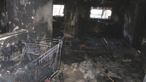 Die Reste deuten daraufhin, dass die Halle zumindest zeitweise bewohnt war.