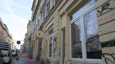 Geschlossen: Ibras in der Louisenstraße 36