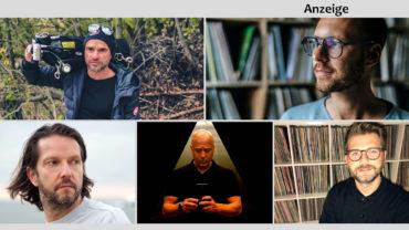 DJs VARiQ, Moritz Schlieb, Trefoiler, DJemen und Elektroroberto