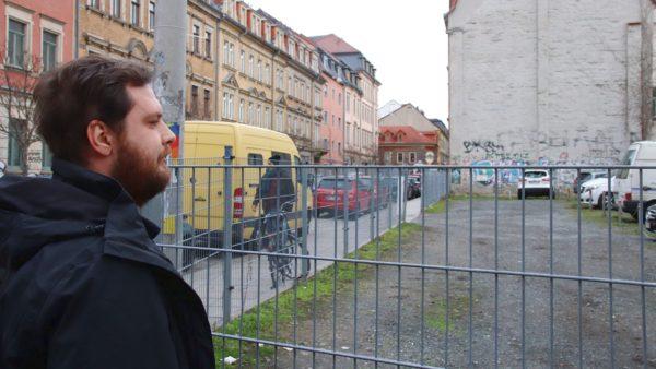 SPD-Stadtrat Vincent Drews