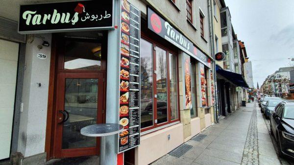 Neueröffnung: Tarbuş auf der Alaunstraße