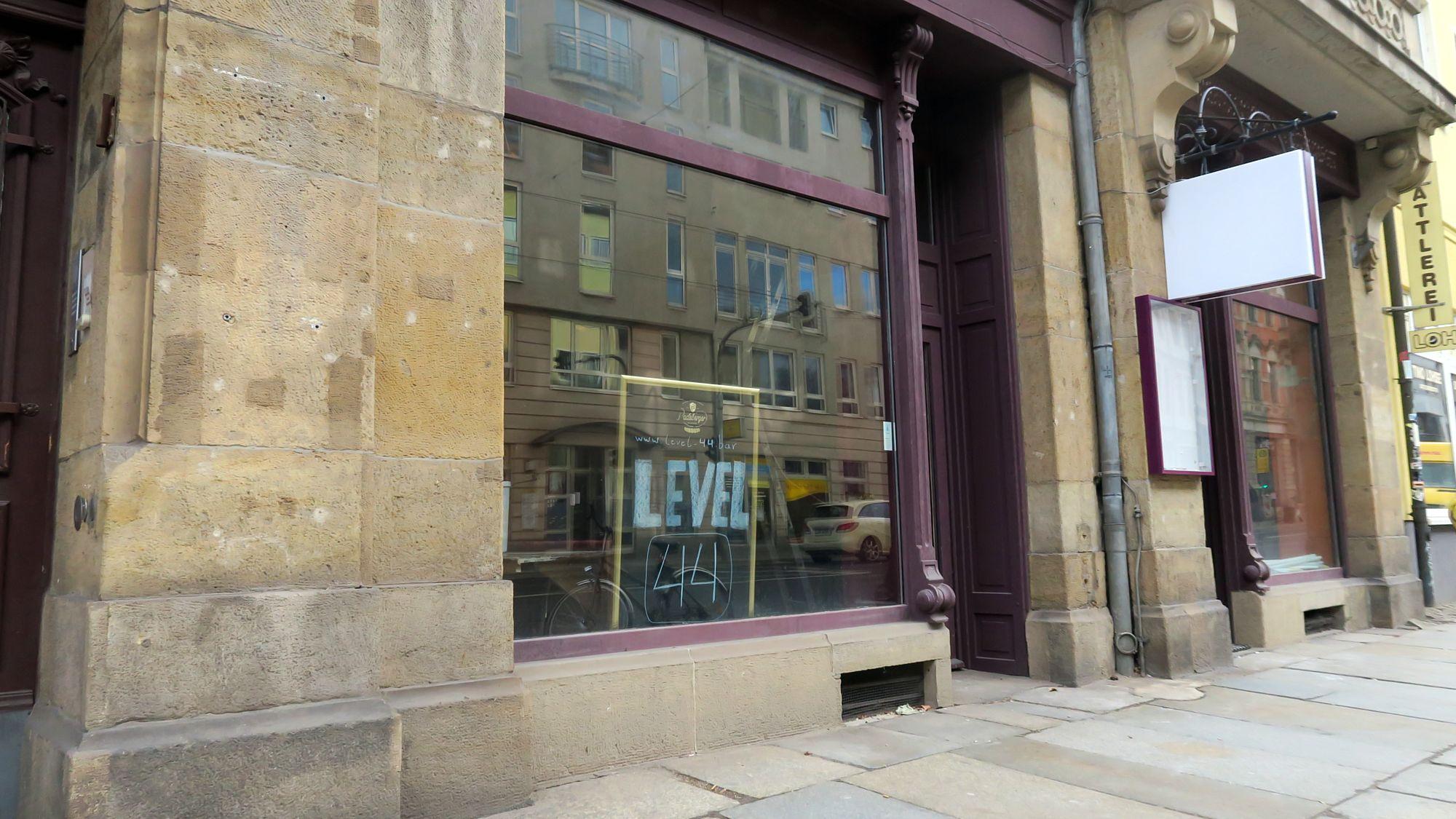 Eröffnung für den 4. April geplant: Level 44