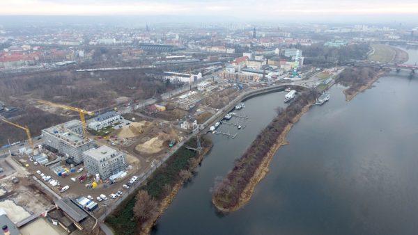 Hafencity aus der Luft - Foto: USD Immobilien GmbH