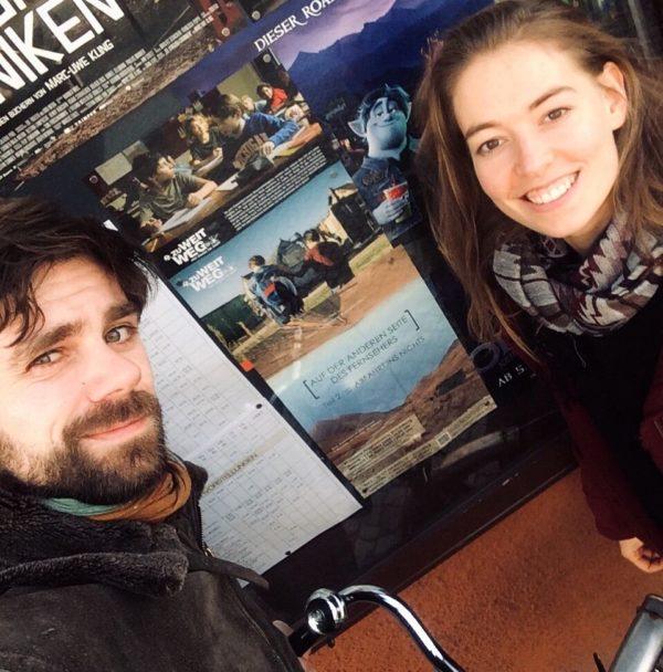 Teresa und Martin waren auf Herrn Lehmanns Weltreise