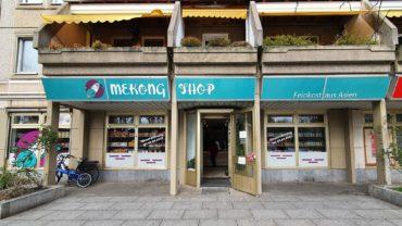 Mekong-Shop am Albertplatz