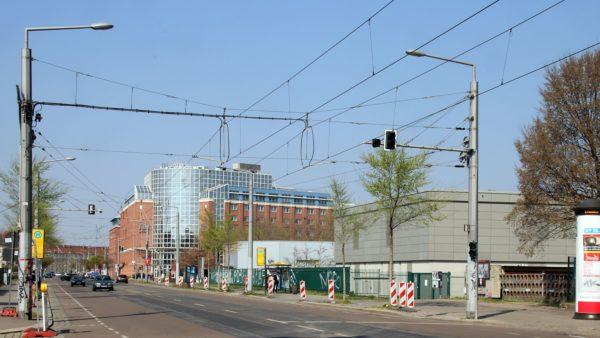 Fußweg an der Fritz-Reuter-Straße wird erneuert.