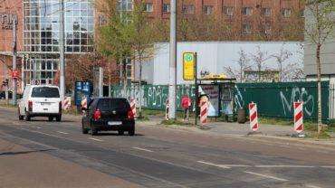 Fußweg an der Fritz-Reuter-Straße wird instandgesetzt
