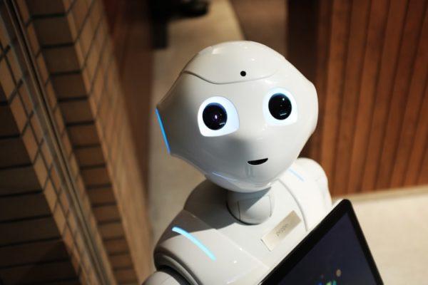 Künstliche Intelligenz? Foto: Alex Knight
