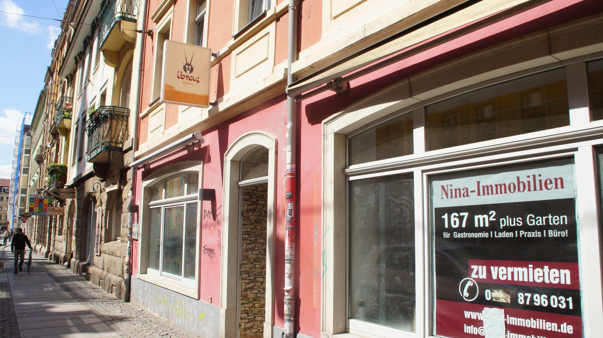 Das Ibras eröffnet ab Montag auf der Görlitzer Straße 27.