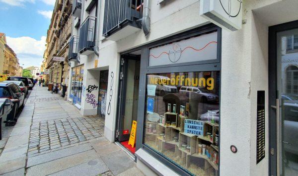 I care about - Kosmetikfachgeschäft auf der Louisenstraße