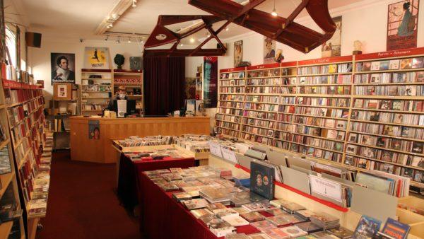 Der wohl bestsortierte Klassik-Musik-Laden der Stadt schließt im Juni für immer.