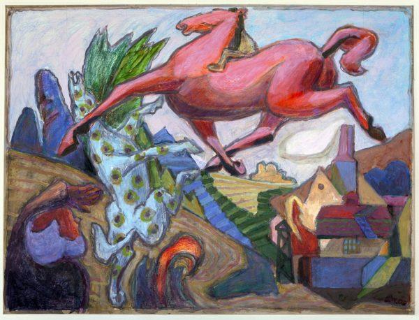 Werk von Siegfried Winderlich - zu sehen im Kunstgehäuse