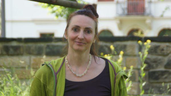 Katja Erfurth ist Kunstpreisträgerin der Stadt Dresden 2020.